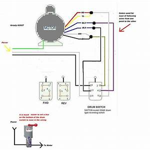 29 Ac Motor Reversing Switch Wiring Diagram