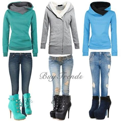 Outfits Juveniles Casuales Invierno