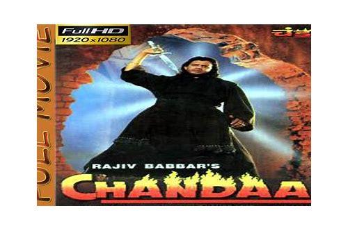 baixar do filme hindi chandaall
