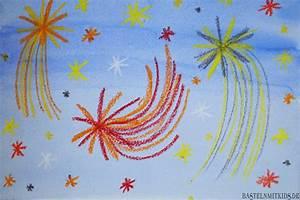 Malen Mit Wasserfarben : bilder malen mit wachsmalkreide basteln mit kindern ~ Orissabook.com Haus und Dekorationen