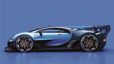 Blue Bugatti Veyron 2016 Desktop Wallpapers Hd