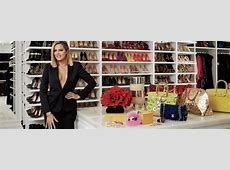 Celebrity Homes Take a Peek Inside 10 Celebrities' Closets