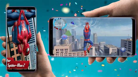 amazing spiderman  game    android