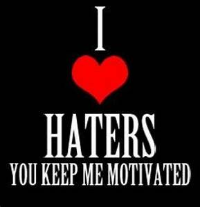 Download I Love Haters Wallpaper Gallery