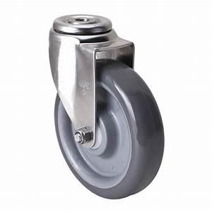 Tournevis Torx Avec Trou Central : roue roulettes 5 pouces en acier inoxydable stainless ~ Dailycaller-alerts.com Idées de Décoration