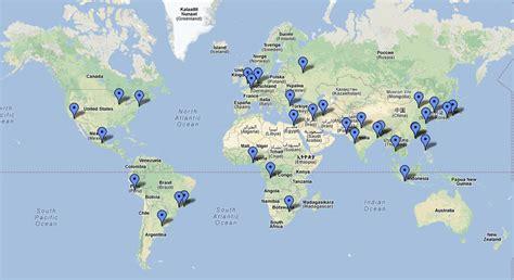 carte des plus grandes villes du monde 10 millions d habitants mise 224 jour http www