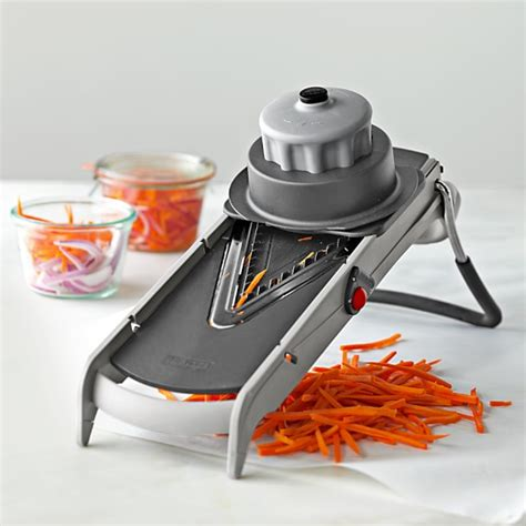 mandoline cuisine de buyer de buyer viper dicing mandoline williams sonoma