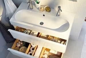 Meuble Pour Se Maquiller : d co salle de bain 3 conseils anti stress pour ne rien g cher ~ Dallasstarsshop.com Idées de Décoration