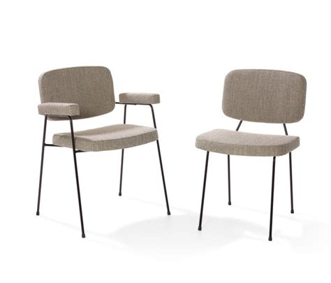 chaise tv paulin moulin restaurant chairs from artifort architonic