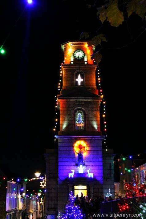 light up penryn for christmas the christmas lights