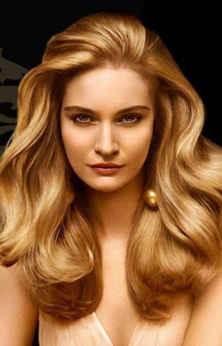 Golden Hair Color by Light Golden Hair Color Haircut In 2019 Golden