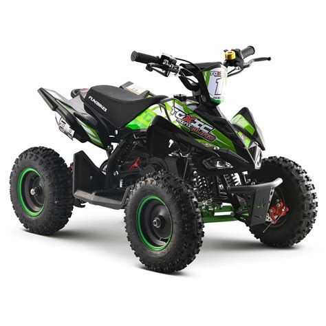 1,185 kids quad bikes 50cc products are offered for sale by suppliers on alibaba.com, of which atvs accounts for 27%, ride on car accounts for 1%. FunBikes Toxic 50cc Green Kids Petrol Mini Quad Bike