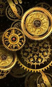 FREE Gold Clock Live Wallpaper - Android Apps on Google Play