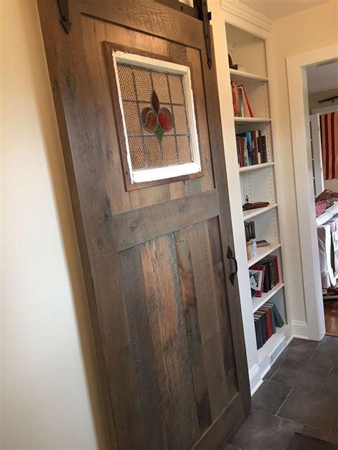 custom  sliding barn doors shenandoah furniture gallery