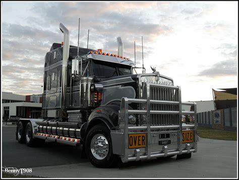kenworth t906 kenworth t908 heavy haulge australia bennyt908 flickr