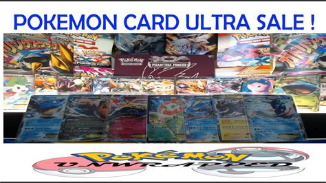 Rookie cards, autographs and more. POKEMON CARDS FOR SALE! 10% off all Pokemon Card Lots ...