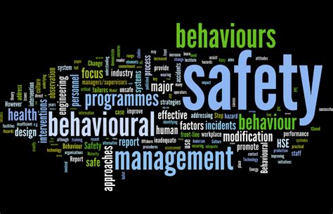 behavioural safety human factors