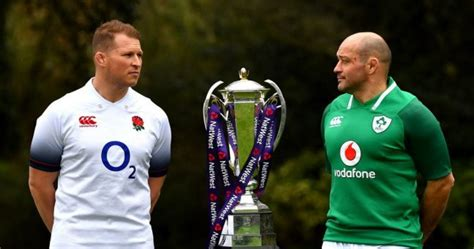 England vs Ireland on St Patrick's Day 2018: What time is ...