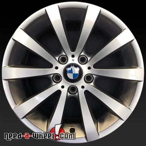 328i Rims by 17x8 Quot Bmw 3 Series Wheels For Sale 08 13 Silver Rims 71317