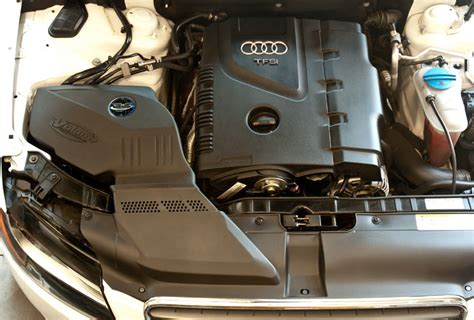 Volant Powercore Cold Air Intake Systems For Audi (dry