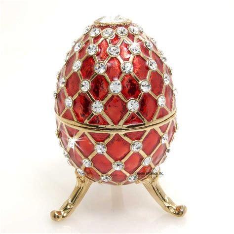 Forward Romanoff Bergdorf Goodman by Faberge Eggs Faberge Egg Made Of Swarovski