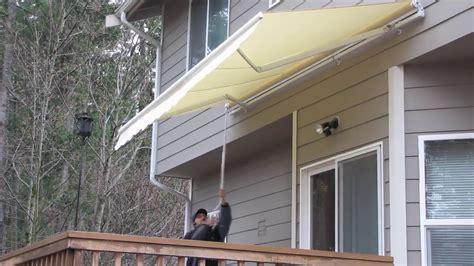 aleko 174 retractable awning