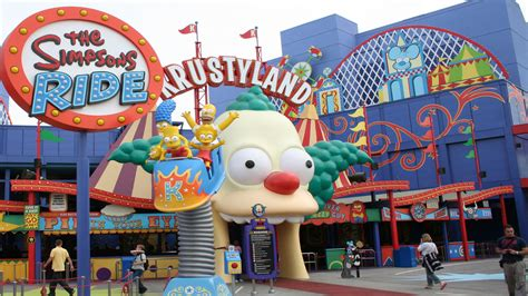 simpsons ride orlando  hotels packages