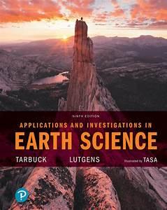 Tarbuck  Lutgens  U0026 Tasa  Earth Science  15th Edition