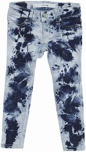 The 80's are making a comeback with the acid wash jeans