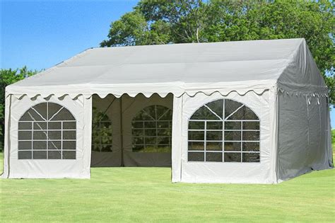 canap pvc pvc tent 20x20 39 heavy duty wedding tent