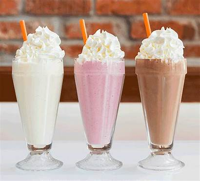 Milkshake Milkshakes Shake Recette Recipe Cream Ice