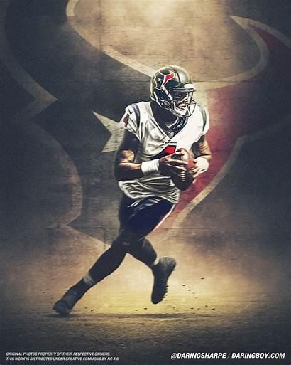 Watson Deshaun Texans Houston Football Broncos Graphics