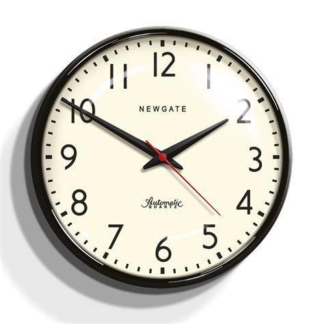 Buy Newgate Clocks Watford Clock - Black