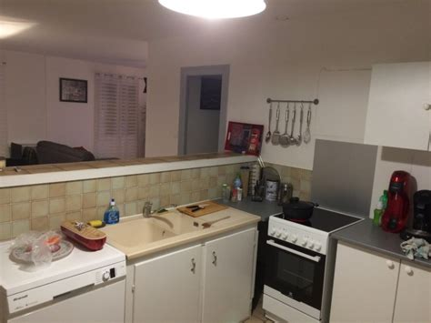 repeindre evier cuisine couleur pour mur de cuisine