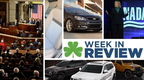 automotive week  review january st