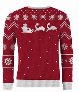 Gears Of War 39Merry Gearsmas39 Christmas Sweater Available