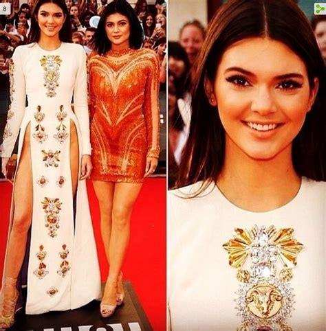 Baphomet Illuminati by Kendall Is Wearing The Satanic Baphomet On Dress