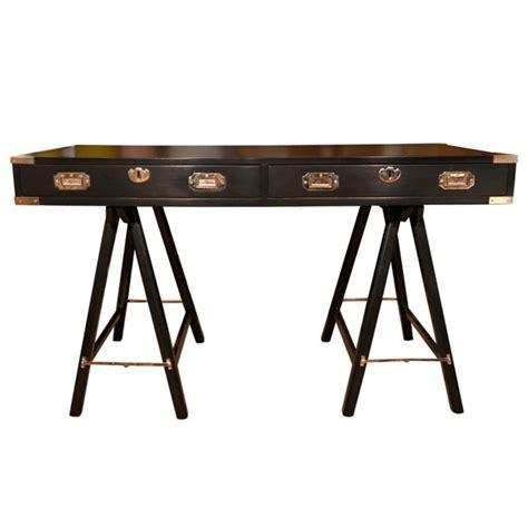 woodwork campaign desk plans  plans