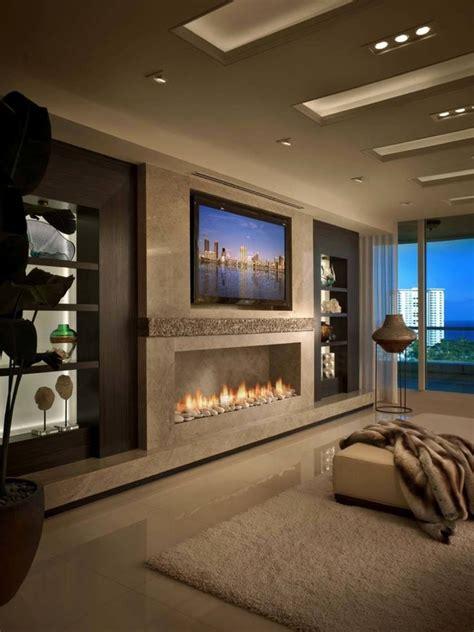 ideas for tv fireplace гостиная в современном стиле 50 фото идеи и стили