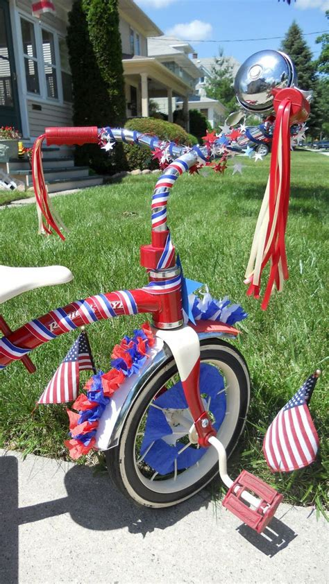 Decorating Ideas For July 4th by 28 Best 4th Of July Bike And Scooter Decorating Images On