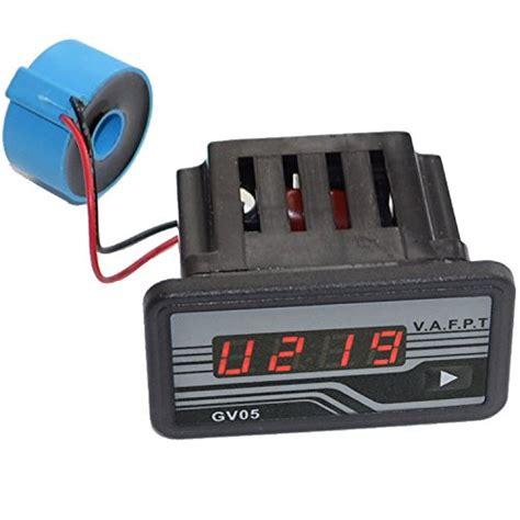 Best Watt Meter by Top Best 5 Generator Watt Meter For Sale 2016 Product