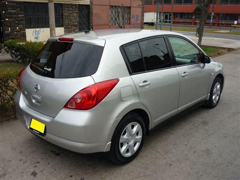 Se Vende Nissan Tiida Hatchback Del 2005 2006
