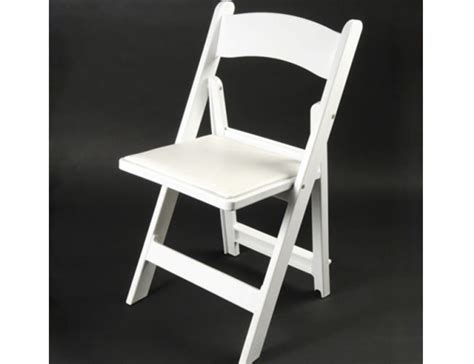 resin white folding chairs rental my florida rental