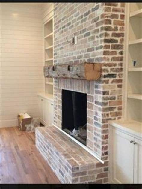 white wash brick fix  room series   freshen