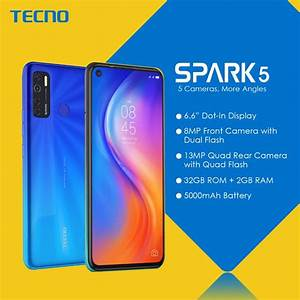 Tecno Spark 5 Series Unveiling  Images   Specifications And Price