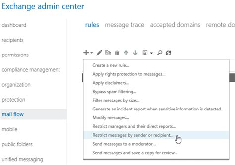Office 365 Mail Auto Reply by Solved Office 365 Block Sending External E Mail But