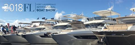 Fort Lauderdale Boat Show 2018 Directions by Fort Lauderdale International Boat Show Luxury Yachts