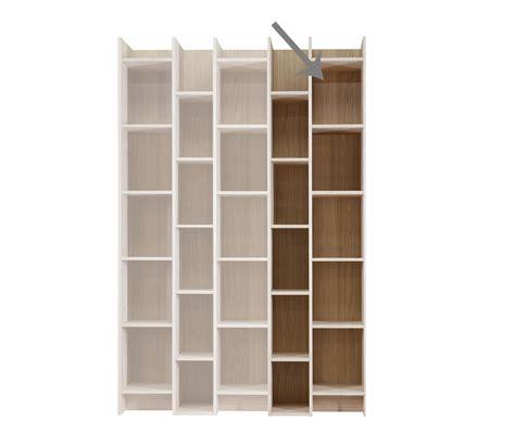 boekenkast eiken fineer woood expand boeken vakkenkast 200x80x35 cm eiken fineer