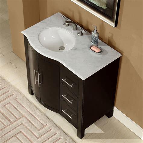 19 inch width bathroom vanity accord 36 inch contemporary single sink bathroom vanity