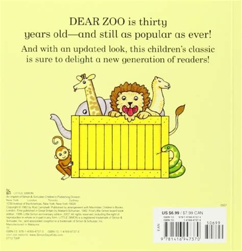 zoo dear flap board lift books childrens children library animal